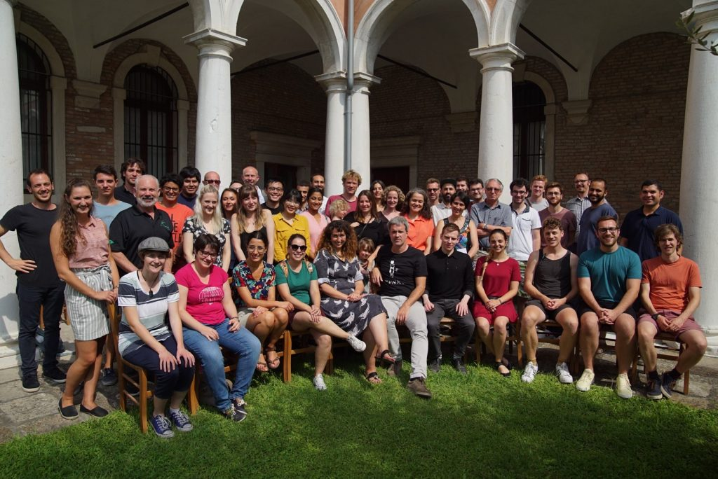 VENICE SUMMER SCHOOL: MECHANISM IN DEVELOPMENT AND EVOLUTION 26.-30. AUGUST 2019