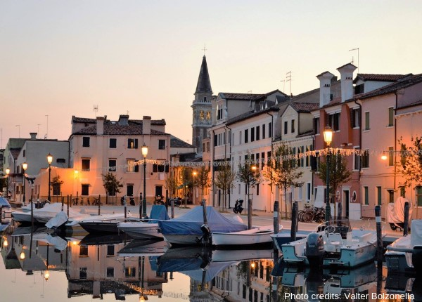 The Madonna di Marina Festival  in the ancient village of Malamocco from 7th to 14th July 2019