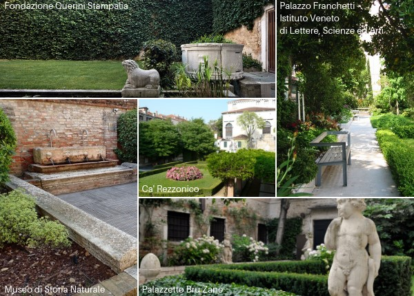 GARDENS IN VENICE TO VISIT THIS SPRING